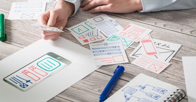 Designing an app; idea validation for app concept
