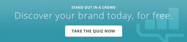 Take the Brand Genie quiz now!