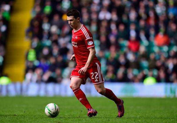 Rangers sign former Aberdeen captain Ryan Jack on three-year deal