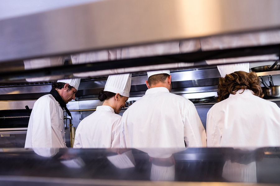 Too many cooks in the kitchen; VC funding concept