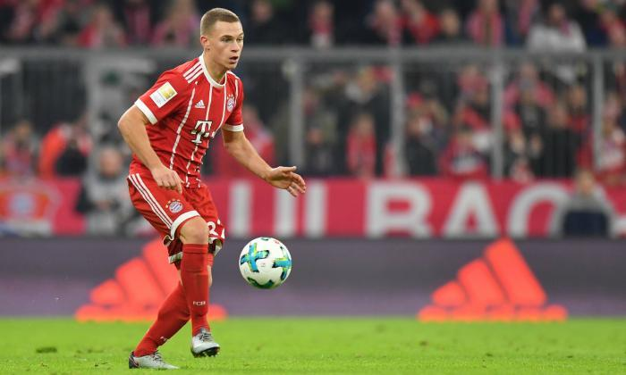 Manchester City target Joshua Kimmich locked in contract talks with Bayern Munich