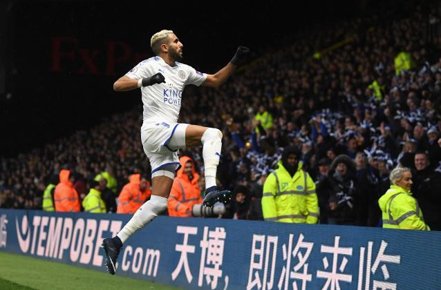 Transfer update: Leicester star Riyad Mahrez hands in transfer request amid Manchester City interest