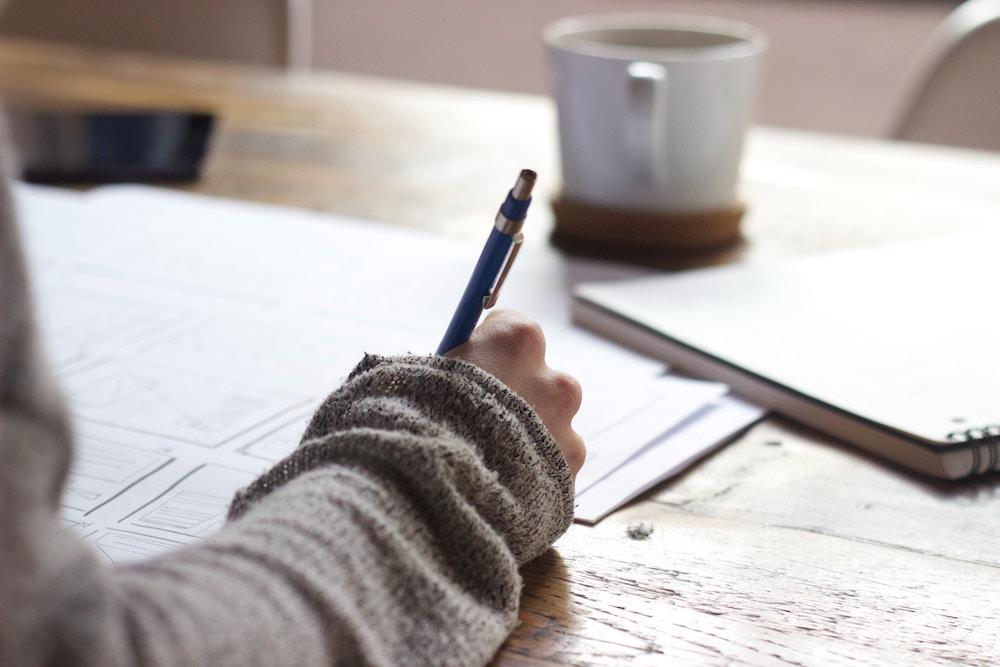 start a writing business 2018