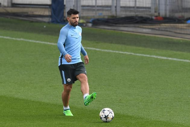 'Utterly baffling' - Fans cannot believe Pep Guardiola has left Manchester City striker Sergio Aguero on the bench for Champions League clash with Liverpool