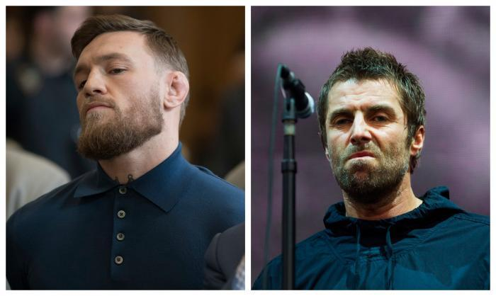 Liam Gallagher takes to Twitter to invite UFC star Conor McGregor to appear in a music video with him