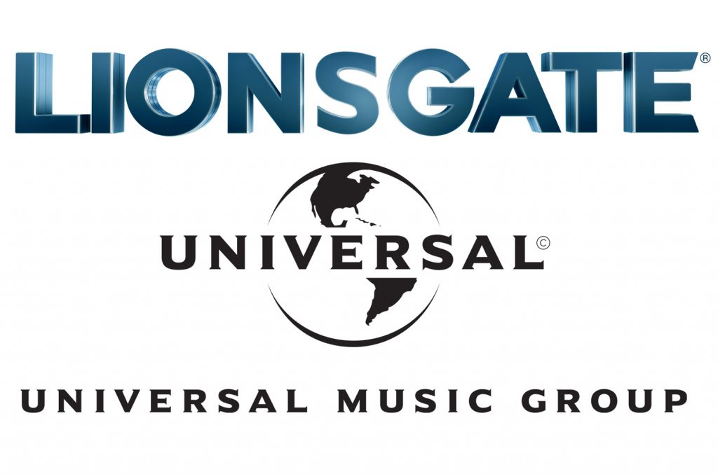 Universal Music Group is making TV shows in tandem with Lionsgate