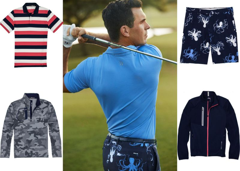 PGA Championship 2018: Billy Horschel debuts first Ralph Lauren golf collaboration