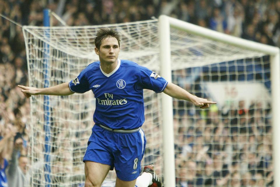 Lampard will return to Stamford Bridge as a manager for the first time