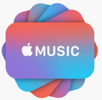 Apple music cards