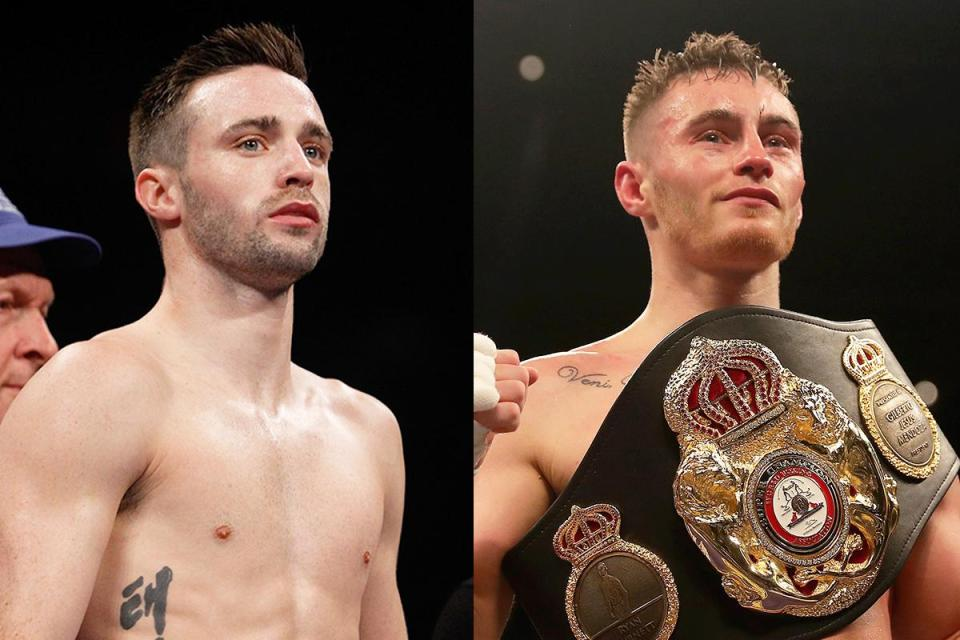Josh Taylor was last seen beating Viktor Postol in June, while Ryan Burnett defended his belt against Yonfrez Parejo in March