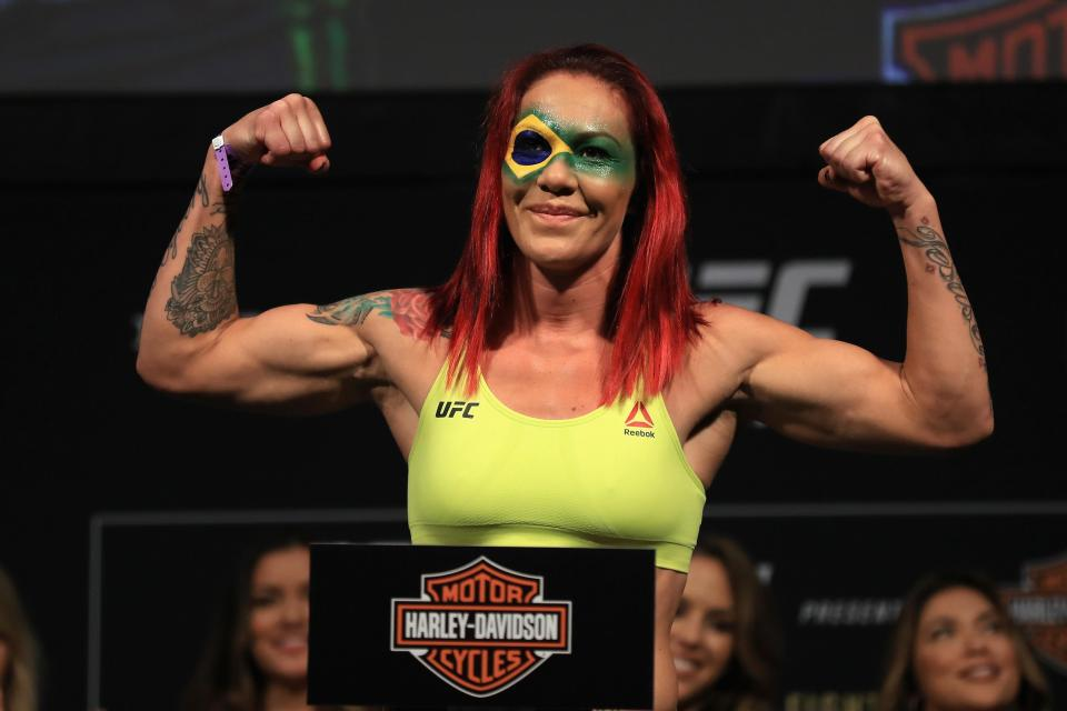Cyborg v Nunes has huge potential
