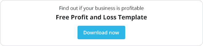 Free profit and loss template download