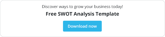 Click here to download our free SWOT Analysis template