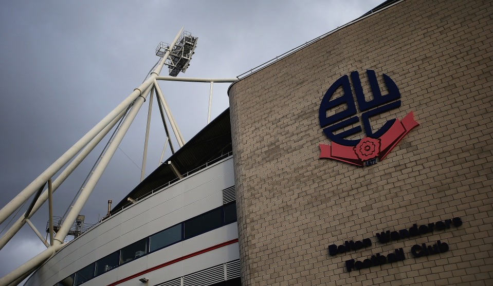 Bolton announced on Friday night that their match against Brentford had been called off