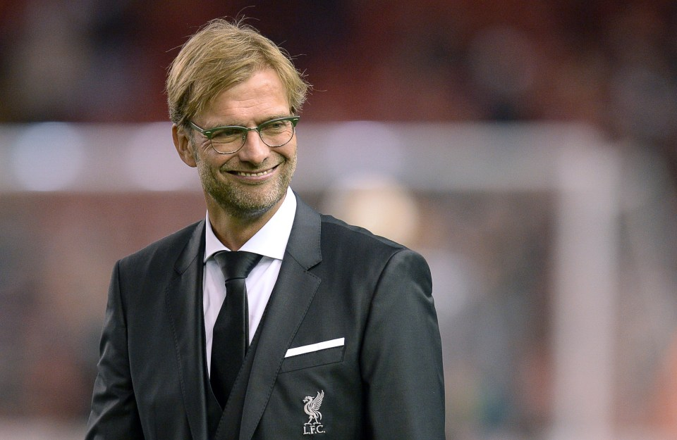 The days of Jurgen Klopp wearing a suit on the touchline are long gone – according to the man himself