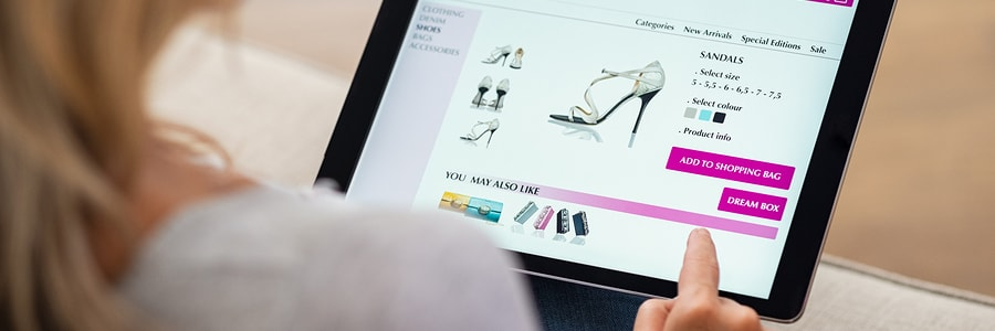 visual search optimization small business website