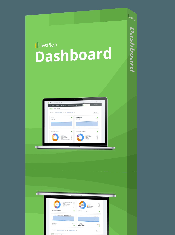 LivePlan Dashboard