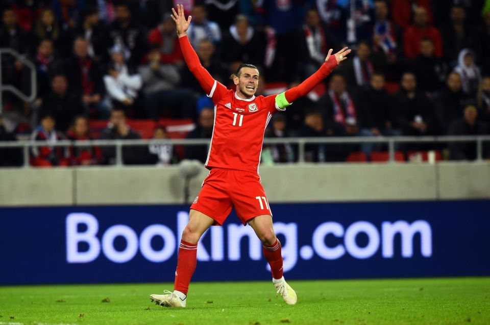 Gareth Bale will have to be at his best to ensure Wales can qualify