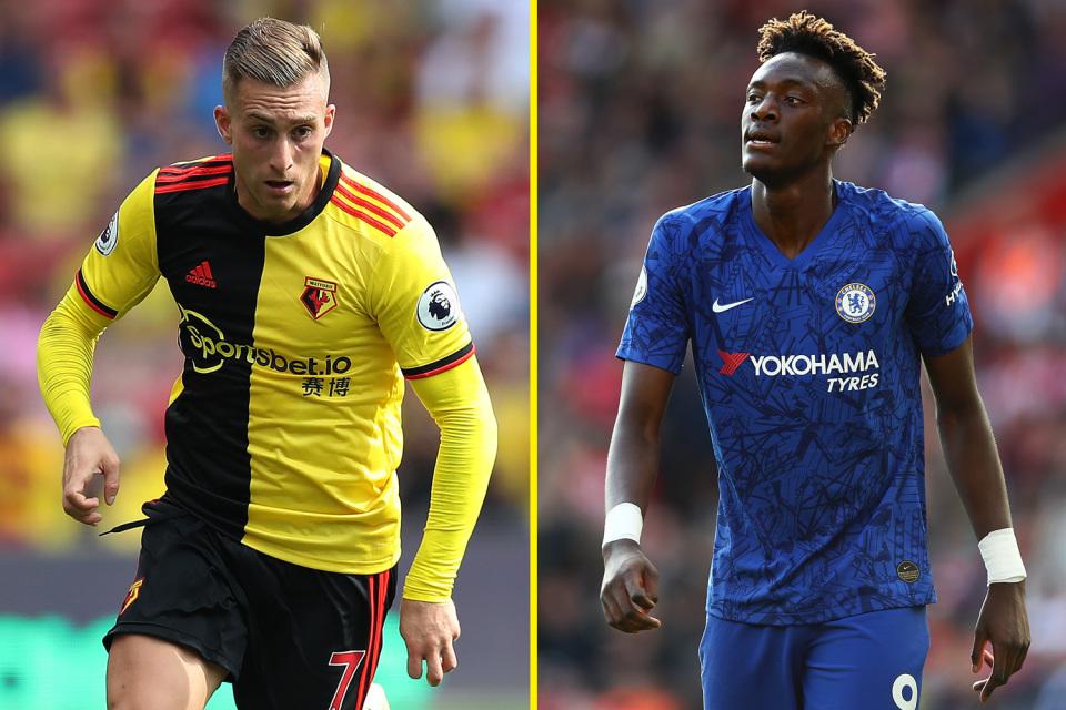 Watford take on Chelsea this weekend