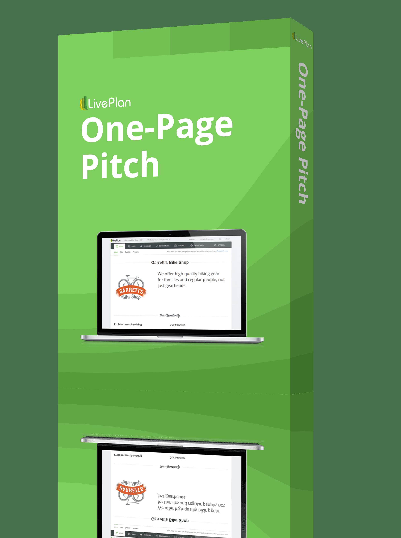 LivePlan Pitch