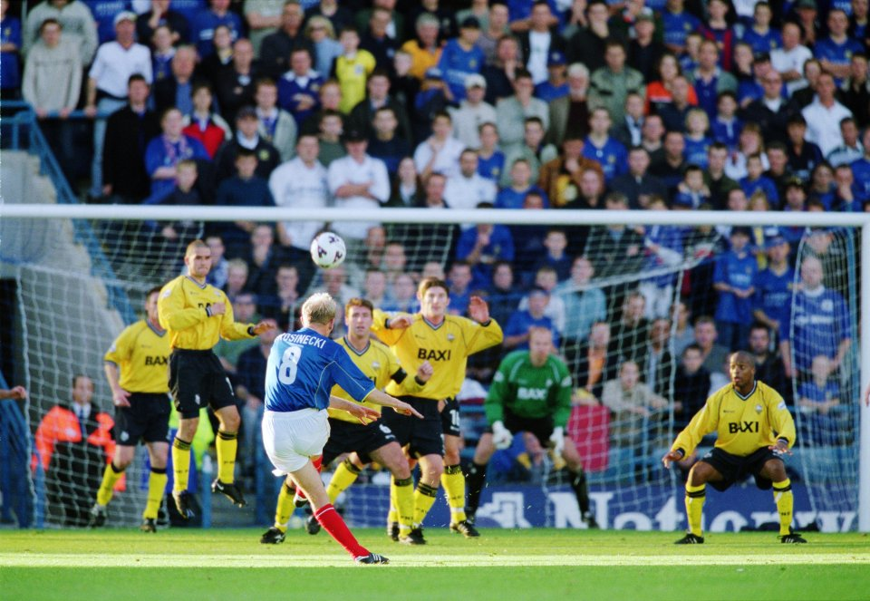 Portsmouth fans will look back on Robert Prosinecki's one year at Fratton Park with fond memories of his stunning goals