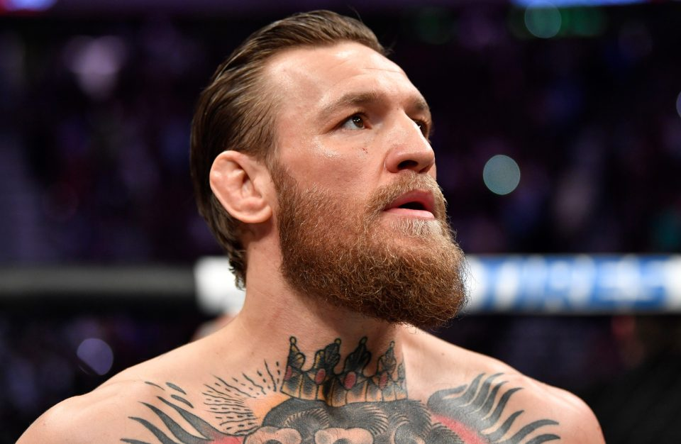 Conor McGregor has been left stunned after the family tragedy