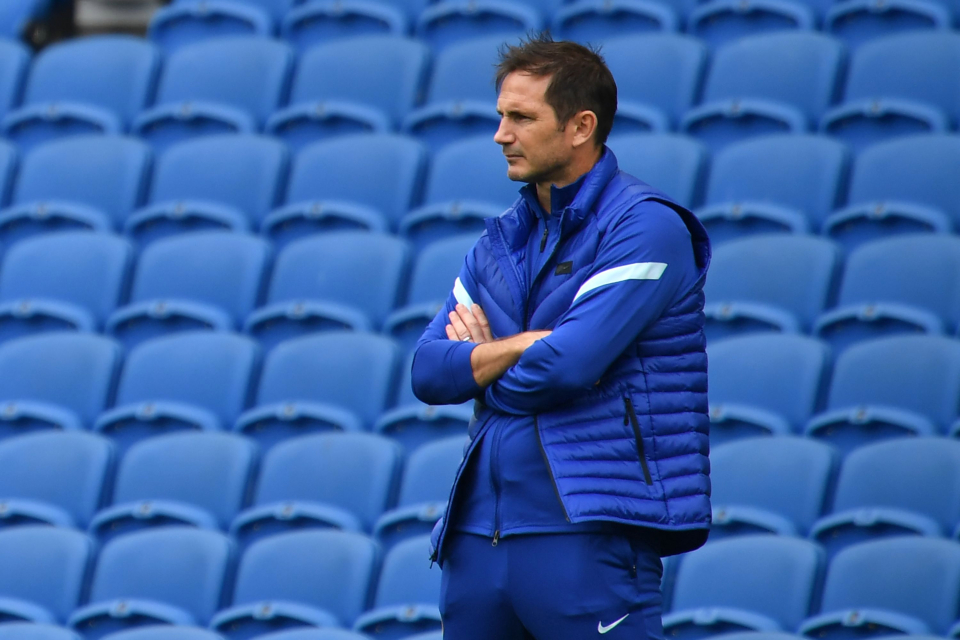 Lampard has spent over £200million on new signings this summer